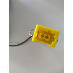 Arnes / conector para sensor de temperatura nissan