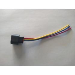 Arnes / conector para sensor de arbol de levas atos