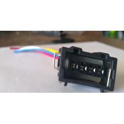 Arnes / conector para sensor maf vw 4 terminales