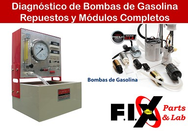 Bombas de Gasolina